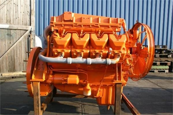 motore per trattore stradale SCANIA DSI 14