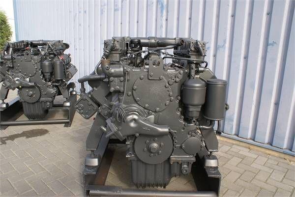 motore per altre macchine edili SCANIA DSI 14 MARINE