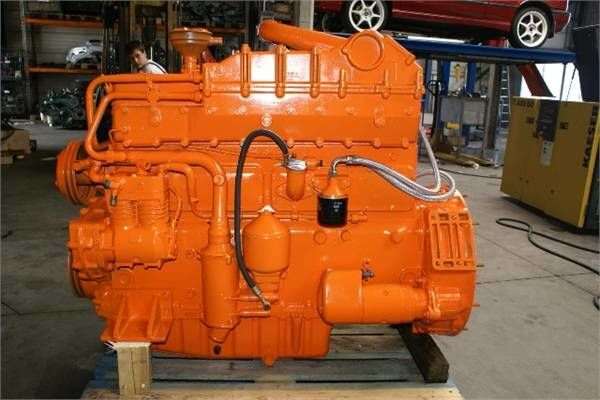 motore per camion SCANIA DSI11.62