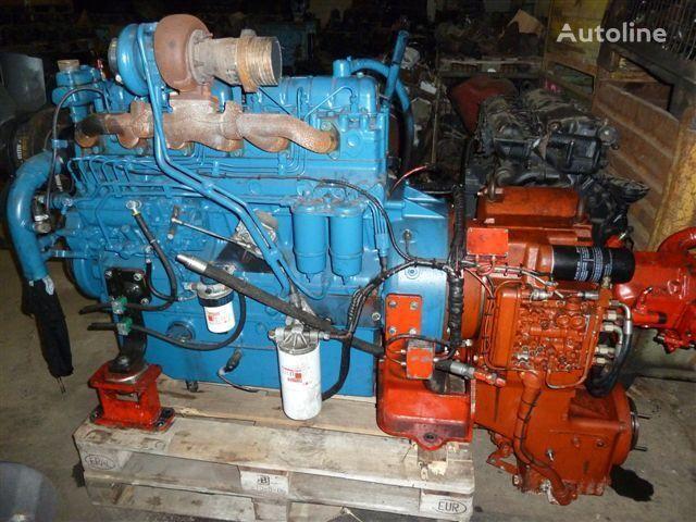motore  VAL88,  634 DS per camion SISU