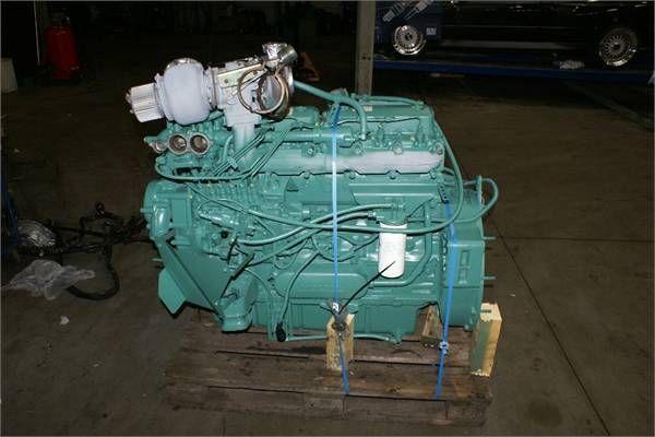 motore per altre macchine edili VOLVO D7C