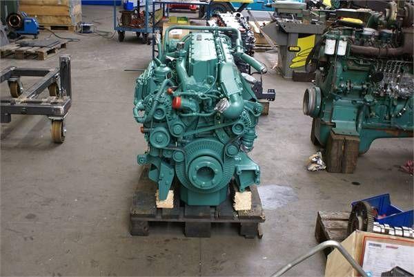 motore per altre macchine edili VOLVO D7E