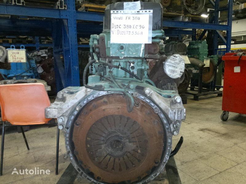 motore  D12C-380HP Volvo D12C per camion VOLVO FH12 / L180