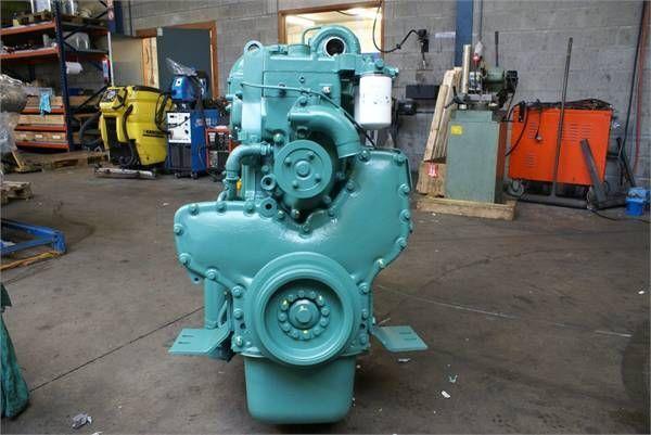 motore per altre macchine edili VOLVO TD100G