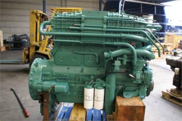motore per altre macchine edili VOLVO TD122KAE