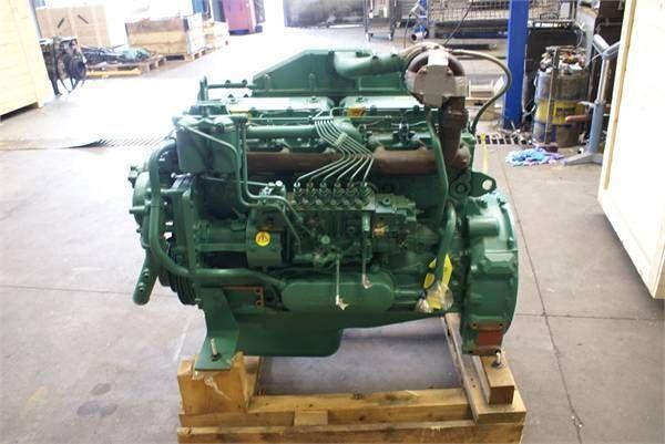motore per altre macchine edili VOLVO TWD630ME