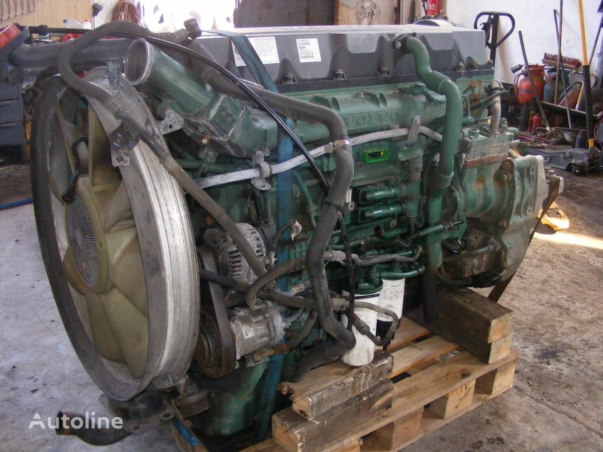 motore per camion VOLVO motor D13A 400/440/480 EURO 5