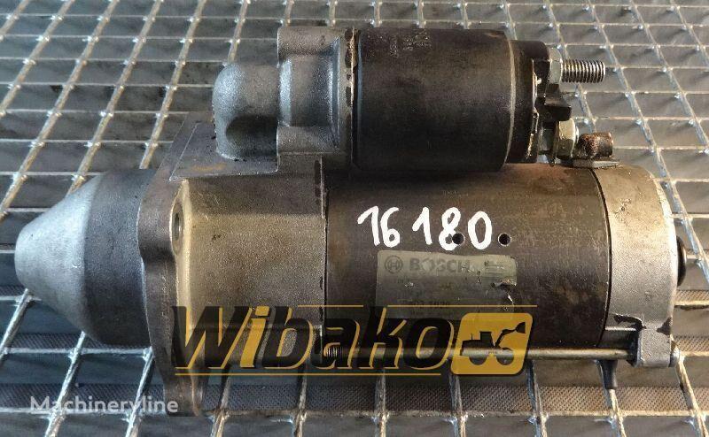 motorino d'avviamento  Starter Bosch 0001230020 per altre macchine edili 0001230020