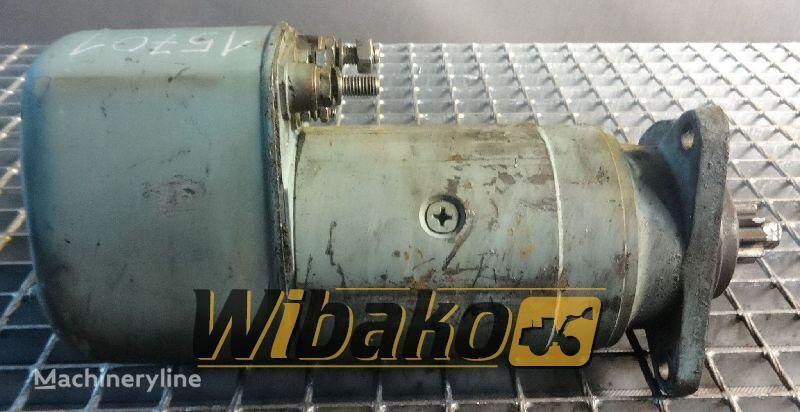 motorino d'avviamento  Starter Bosch 0001411131 per altre macchine edili 0001411131