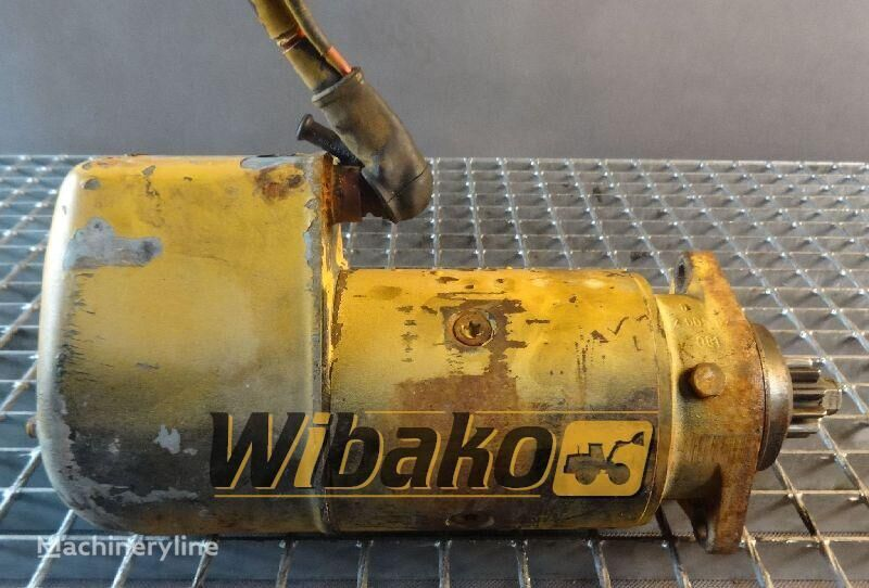 motorino d'avviamento  Starter Bosch 0001416069 per altre macchine edili 0001416069