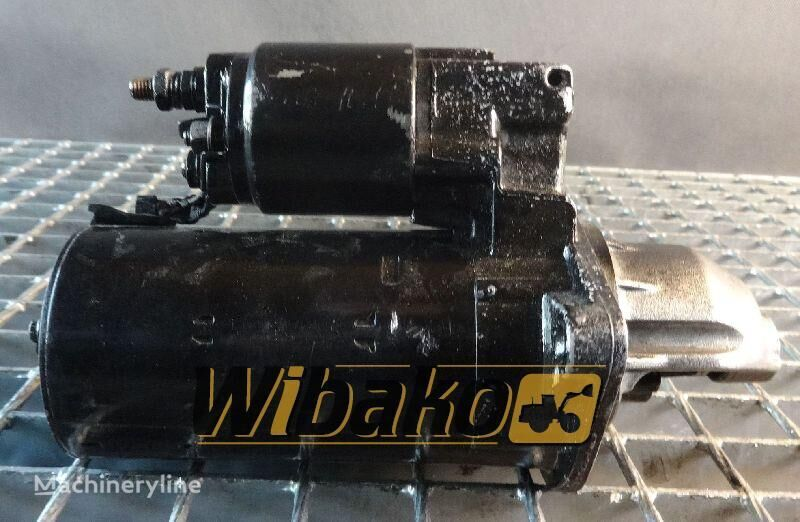 motorino d'avviamento  Starter Bosch 1005831622 per altre macchine edili 1005831622