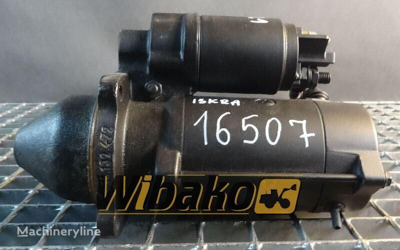 motorino d'avviamento  Starter Iskra 11131780 per altre macchine edili 11131780