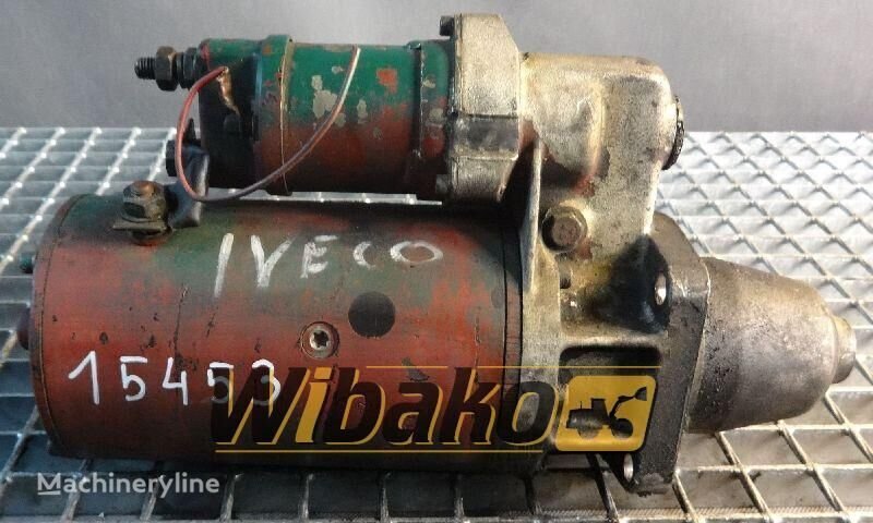 motorino d'avviamento  Starter Valeo D13HP605 per altre macchine edili D13HP605