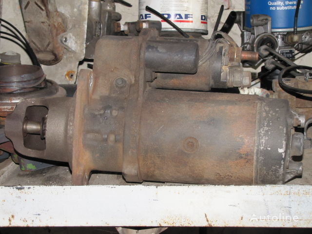 motorino d'avviamento per trattore stradale DAF 95XF