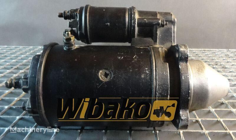 motorino d'avviamento  Starter Lucas M127/28 per altre macchine edili M127/28 (27559A37)