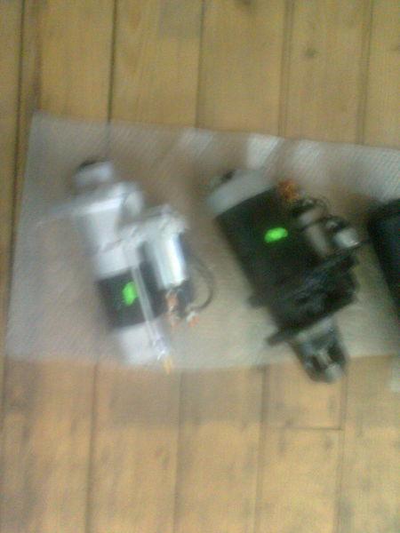 motorino d'avviamento  Monark Diesel 0001241021  0986022640 per trattore stradale MAN TGA TGX nuovo