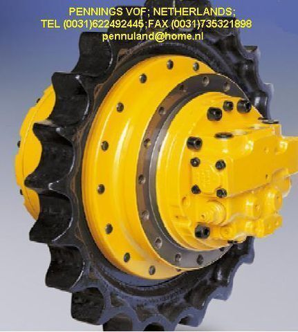 mozzo  all brands FINAL DRIVE,reducer,trackmotor,rupsmotor,eindaandrijving per escavatore nuovo