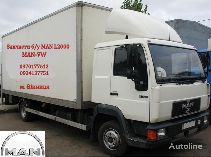 mozzo  Man L2000 Stupicy Perednie Zadnie s podshypnikami. per camion MAN L2000
