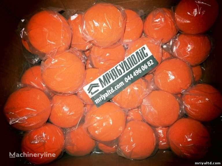pezzi di ricambi  Italiya Myach promyvochnyy per pompa per calcestruzzo nuova