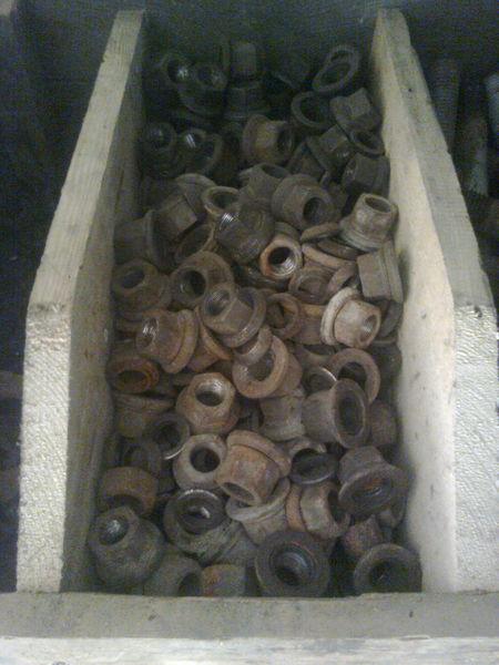pezzi di ricambi  Gayki kalesnye per semirimorchio