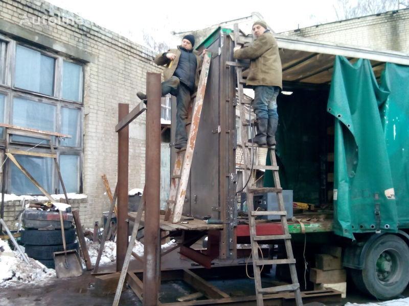 pezzi di ricambi  d-tolik Vorota na gruzovye avto, pricepy i p/pricepy, yashchiki dlya instrumenta per semirimorchio nuova