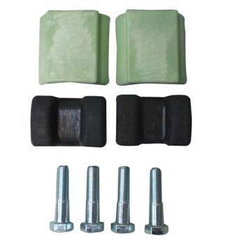 pezzi di ricambi  Remkomplekt sedla Jost GF per trattore stradale nuova