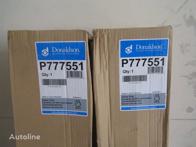 pezzi di ricambi  Nimechchina Filtr P 777551 per camion nuova