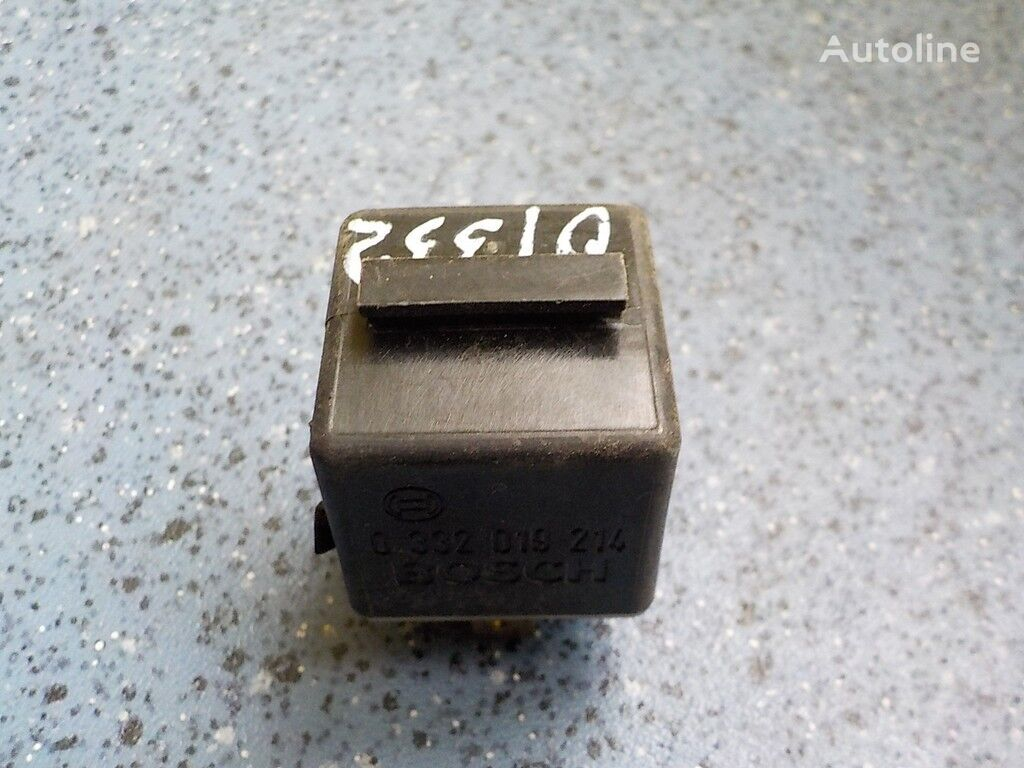 pezzi di ricambi  Rele povorotov Bosch per camion