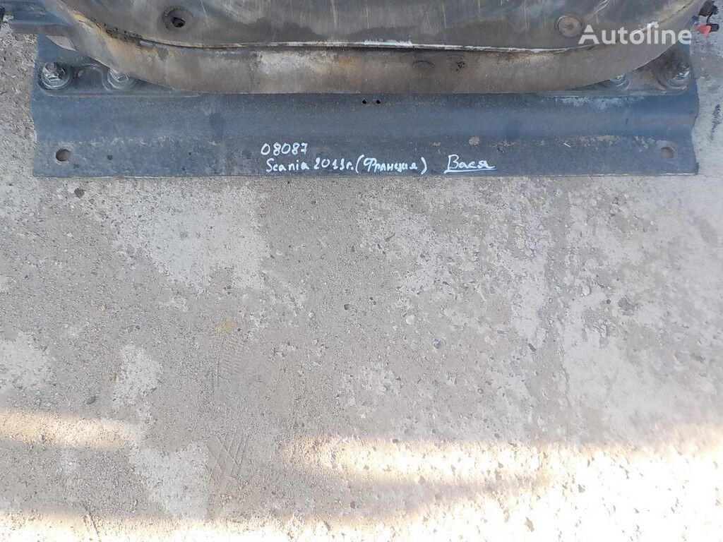 pezzi di ricambi  Plita sedla JOST Scania 2011g.(Franciya) per trattore stradale
