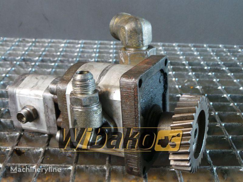 pezzi di ricambi  Gear pump Bosch 0510665079 per escavatore 0510665079