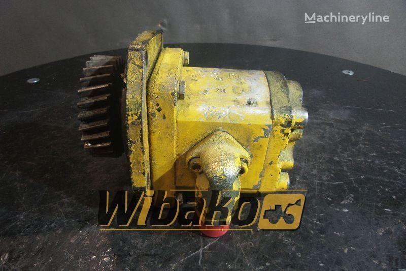 pezzi di ricambi  Gear pump Bosch 0510666004 per escavatore 0510666004