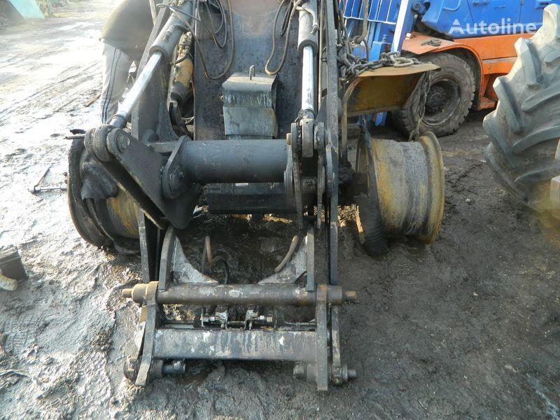 pezzi di ricambi  ATLAS 85 B/U ZAPChASTI/used spare parts per pala gommata ATLAS 85 incidentati