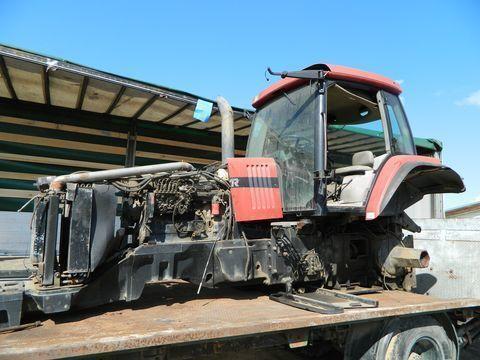 pezzi di ricambi  b/u zapchasti / used spare parts per trattore CASE IH MX 200 MAGNUM