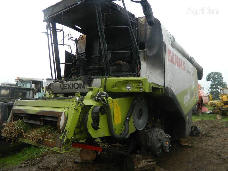 pezzi di ricambi  b/u zapchasti/ used spare parts per mietitrebbia CLAAS LEXION 600 incidentati