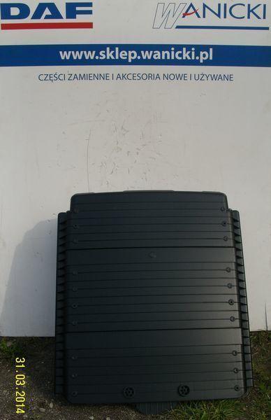 pezzi di ricambi  Pokrywa akumulatora ,Battery box cover per trattore stradale DAF XF 105 nuova