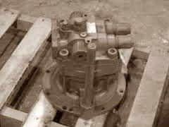 pezzi di ricambi  Doosan Daewoo silnik obrotu swing motor swing device per trencher DOOSAN dx480 dx490 dx520 dx530