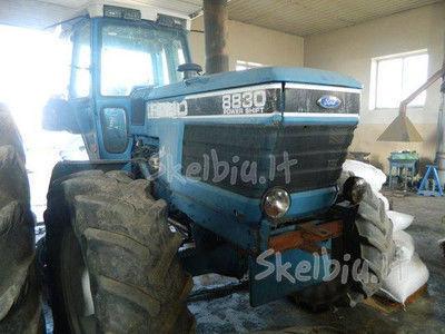 pezzi di ricambi  spare parts /b/u zapchasti per trattore FORD 8830
