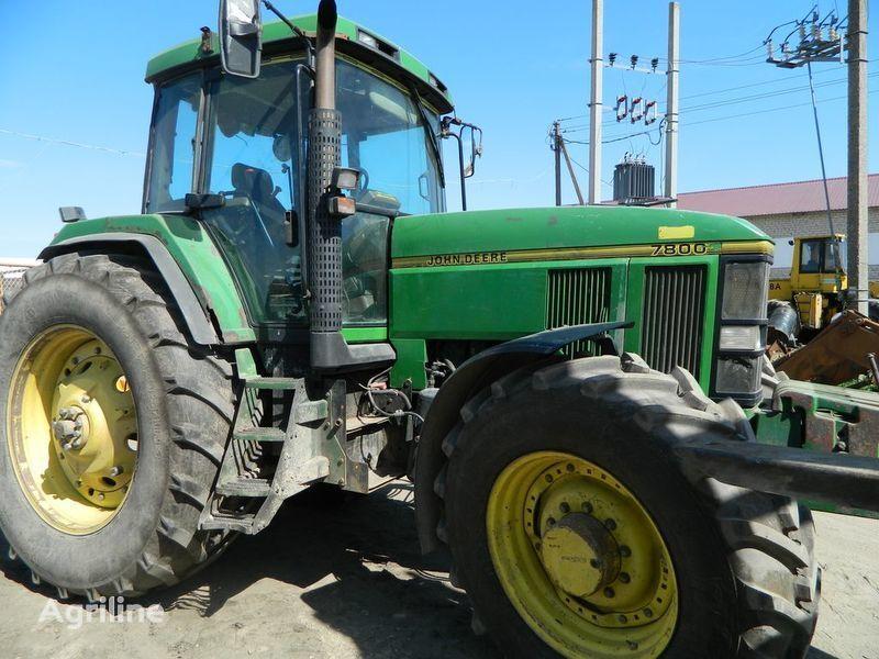 pezzi di ricambi  b/u zapchasti / used spare parts per trattore JOHN DEERE 7800