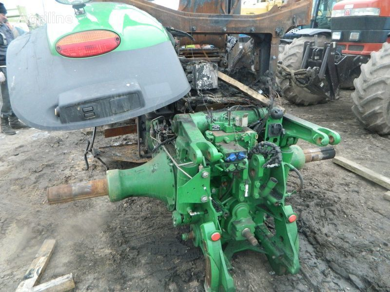 pezzi di ricambi  b/u zapchasti/ used spare parts per trattore JOHN DEERE 8245R