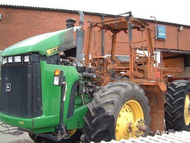 pezzi di ricambi  b/u zapchasti / used spare parts per trattore JOHN DEERE 9300