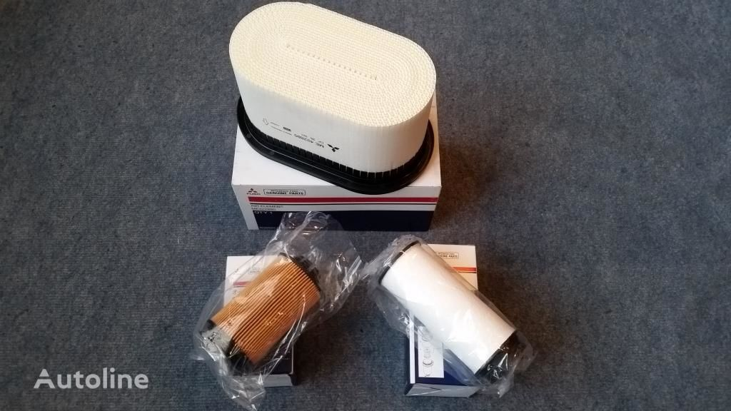 pezzi di ricambi  - FILTERS KIT- FILTRY ZESTAW per camion MITSUBISHI CANTER FUSO 2012 nuova