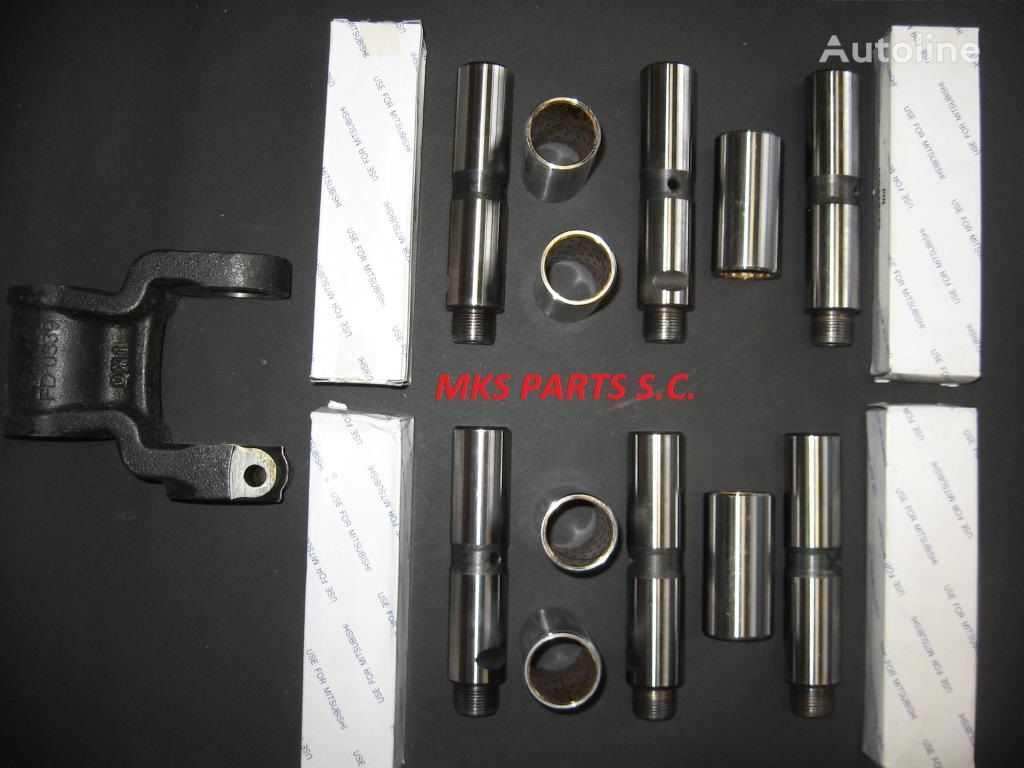 pezzi di ricambi  - SUSPENSION KIT/BUSHING AND PINS - per camion MITSUBISHI CANTER FUSO - TULEJE I SWORZNIE RESORÓW nuova