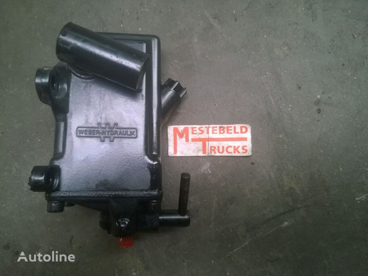 pezzi di ricambi  Cabine kantelcilinder per trattore stradale RENAULT Cabine kantelcilinder Midlum