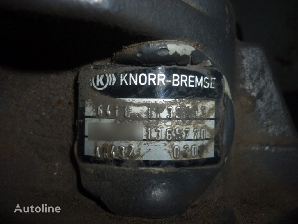 pinze freno  tormoznoy levyy Scania per camion