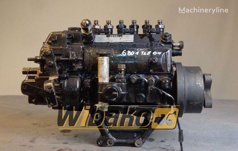 pompa carburante ad alta pressione  Injection pump Zexel 101602-4582 per escavatore 101602-4582 (115602-0462)