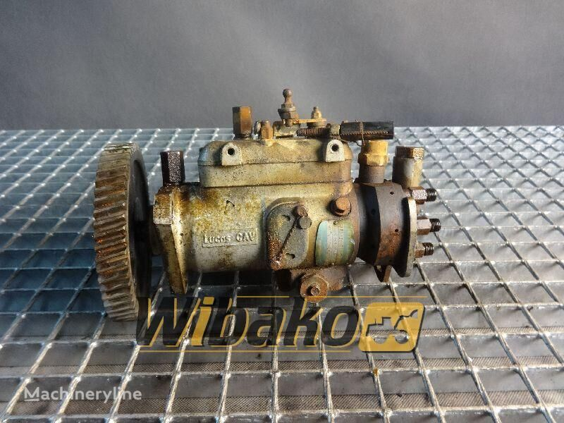 pompa carburante  Injection pump Lucas DPA per escavatore DPA (3369F210T)