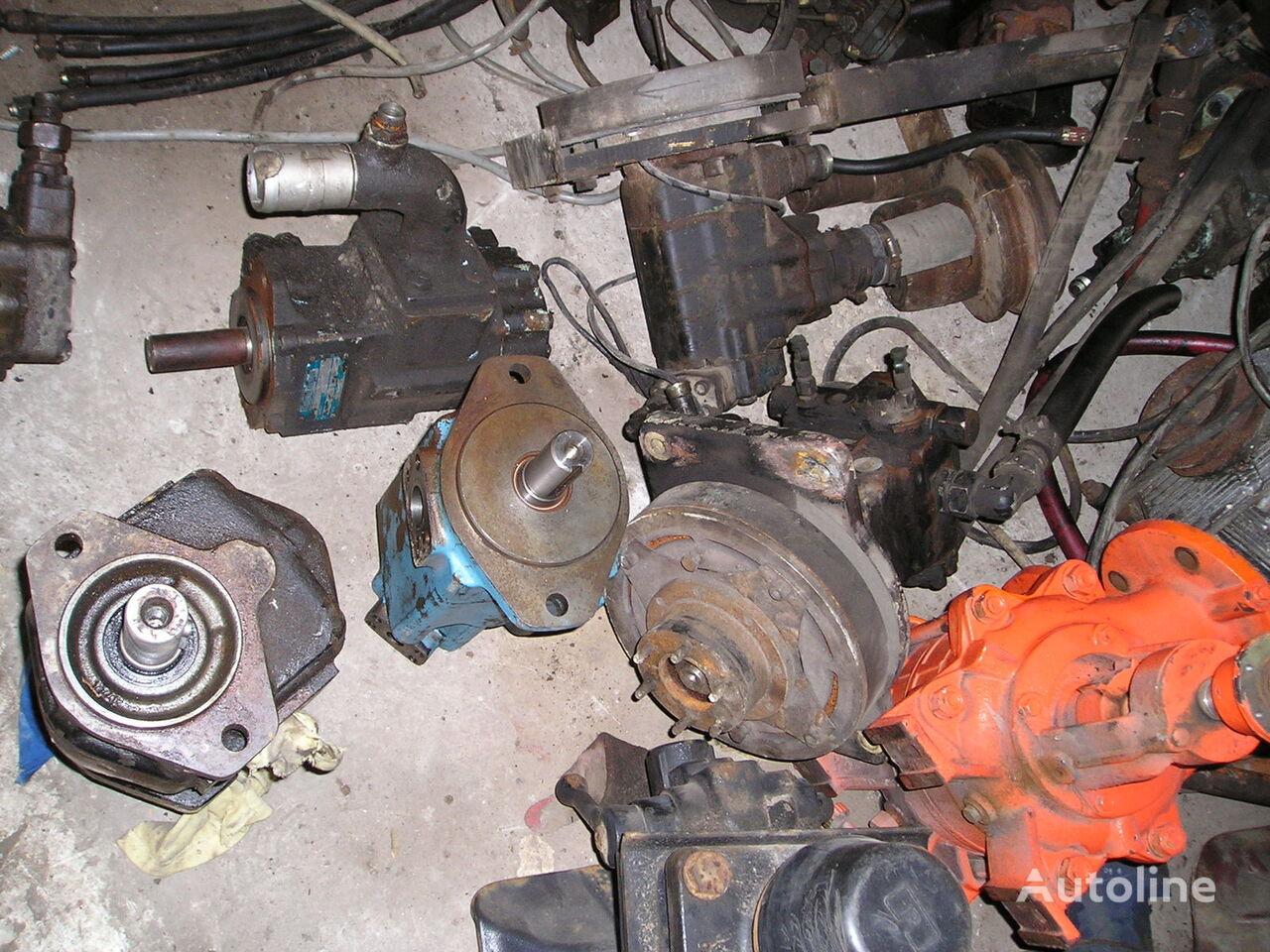 pompa dell'olio per camion
