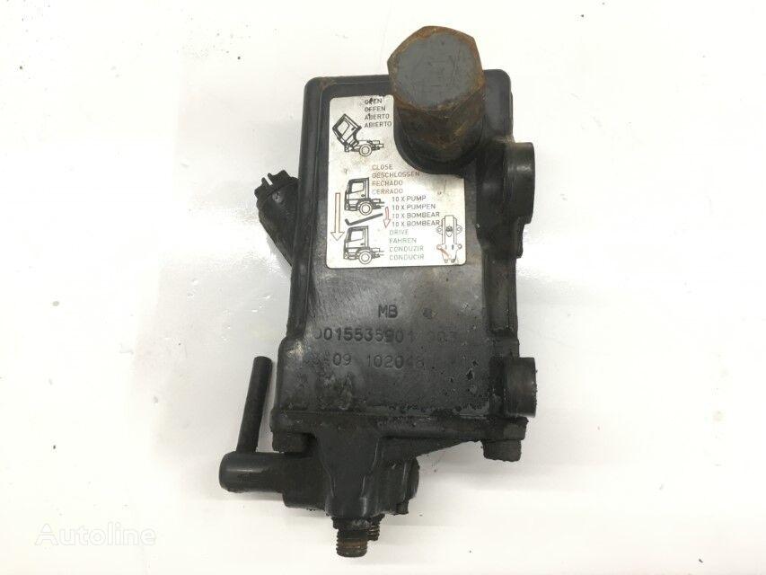 pompa di raffreddamento del motore per trattore stradale MERCEDES-BENZ Cabinekantelpomp Axor