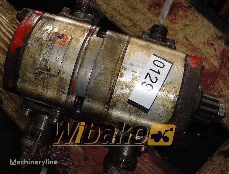 pompa idraulica  Hydraulic pump Bosch 0510166011 per escavatore 0510166011