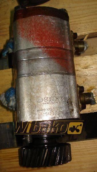 pompa idraulica  Hydraulic pump Bosch 0510565317 1517222364 (05105653171517222364) per bulldozer 0510565317 1517222364
